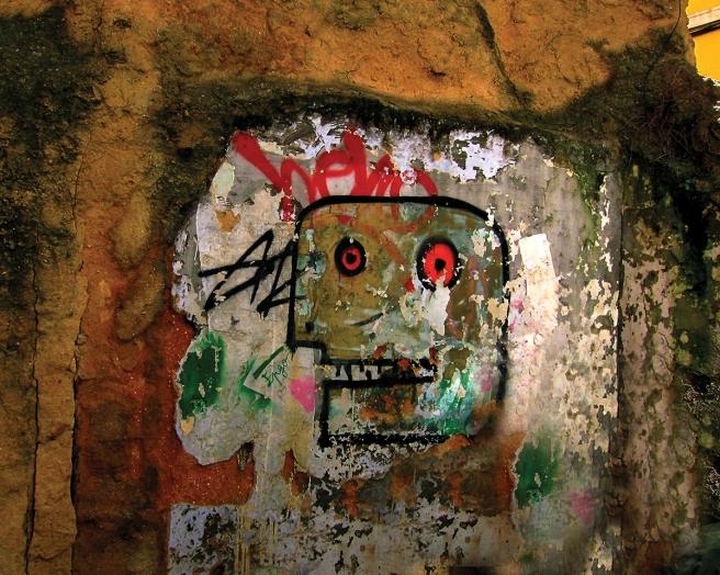 Lisbon Graffiti 3